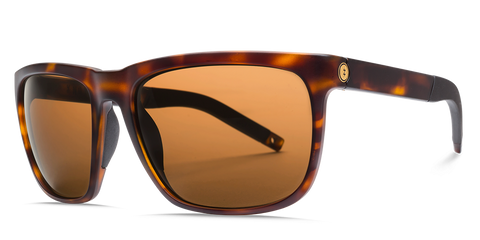 Electric XL S Matte Tortoise OHM Polarized Bronze Sunglasses EE16013943 - SURF WORLD