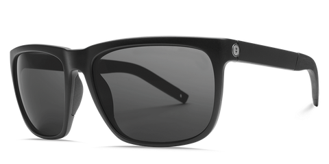 Electric Knoxville XL S Matte Black OHMP Grey Polarized Sunglasses EE16001042 - SURF WORLD