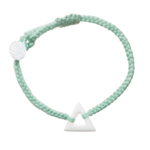 Wanderer Bracelet Triangle - Seafoam SURF WORLD