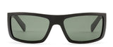 Otis Sunglasses Portside Matte Black Grey Polarized