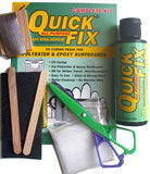 Ding All Quick Fix Epoxy Repair Kit  All Purpose  2.5 oz SURF WORLD