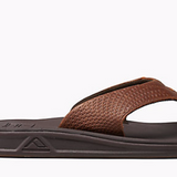 Reef Rover LE Brown Leather Upper Men's Sandals - SURF WORLD  - 2