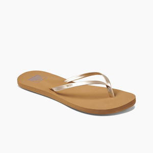 Reef Bliss Nights Women's Sandal - Tan Champagne