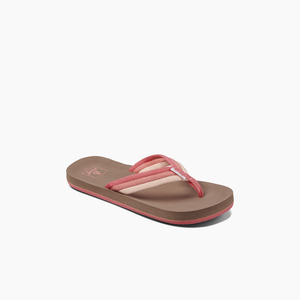 Reef Kids Ahi Beach Youth Sandals - Rasberry
