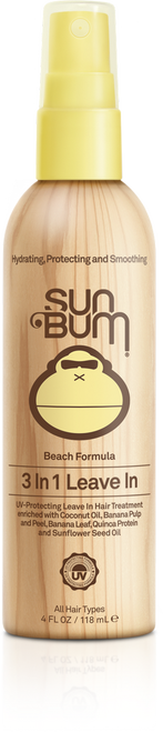 Sun Bum Beach Formula / 3 In 1 Leave In SURF WORLD