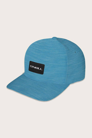 Oneill Hybrid Hat Flexfit Delta- Blue Shadow