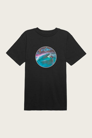Oneill Galexy Mens T Shirt - Black