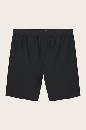 "Oneill Trvlr Interval 19"" Hybrid Mens Shorts - Black"
