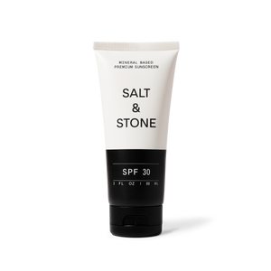 "Salt & Stone Mineral Based Premium Sunscreen SPF - 30 ""Reef Safe"" - 3oz SURF WORLD"