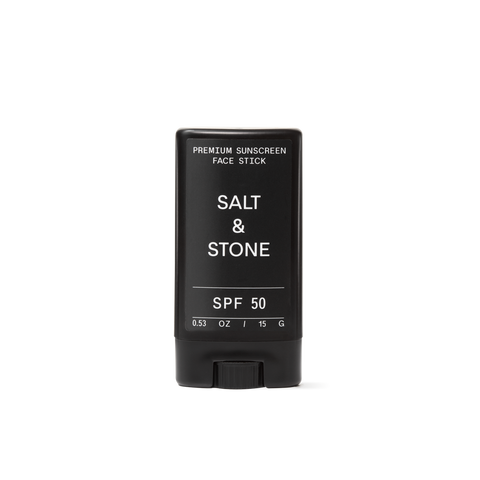 Salt & Stone Premium Tinted Facestick Sunscreen SPF - 50 - Reef Safe