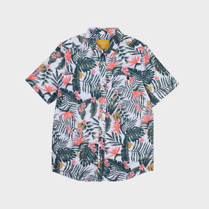 Flomotion Shutter Mens Woven T Shirt - Multi SURF WORLD