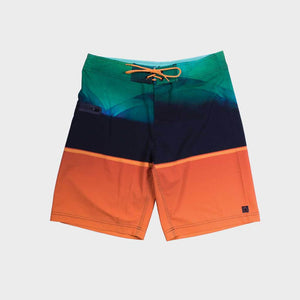 Flomotion Sunrise Mens Boardshorts - Multi SURF WORLD