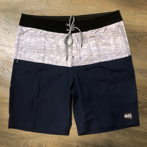 Surf World Birch Taylor Boardshorts -  The Surf World Collection - Navy