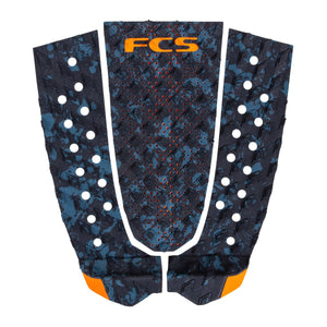 FCS T-3 Traction Pad 3 piece traction, designed to suit performance boards.