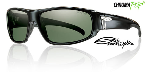 Smith Tenet Black Polarized Chromapop Sunglasses TTRPGNBK - SURF WORLD Florida
