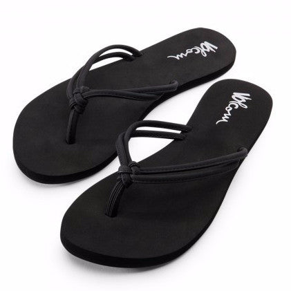 Volcom Forever And Ever Women's Sandals - Black - SURF WORLD Florida