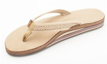 Rainbow Sandals Willow Women's Premier Sierra Brown Leather