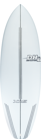 DHD XRS Surfboard 5'6 X 20 1/2 X 2 7/16 - SURF WORLD Fort Lauderdale Florida