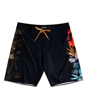 "Billabong D Bah Airlite Boardshort 19"" - Black"