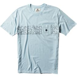 Vissla Primitive Short Sleeve Pocket Tee- CBH