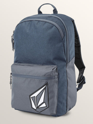 Volcom Academy Backpack - Midnight Blue / New Black / Camouflage