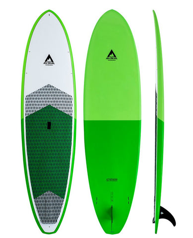 Adventure X1 SUP 10'6 SUP Stand up Paddle Board - GREEN - SURF WORLD Fort Lauderdale Florida
