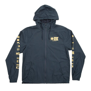 Salty Crew Alpha Windbreaker Jacket - Navy