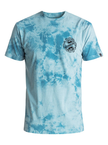 Quiksilver Tribe Tribe Tee - Stone Blue - SURF WORLD Fort Lauderdale Florida