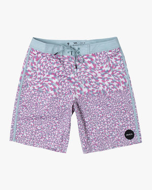 "RVCA Arroyo Trunk 19"" Mens Boardshorts - Bermuda Blue"