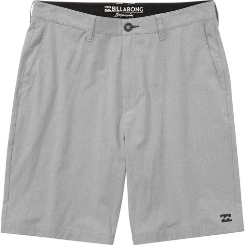 Billabong Crossfire X Gravel Boys Hybrid Shorts B201ECRX-GRV - SURF WORLD
