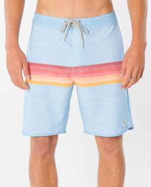 "Rip Curl Mirage Cove Boardshorts 19"" Light Blue"