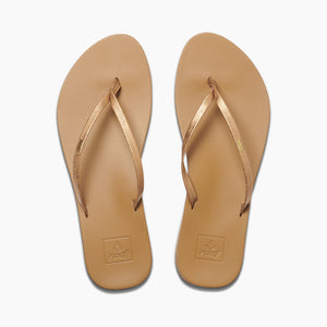 Reef Cushion Bounce Slim Womens Sandals - Copper
