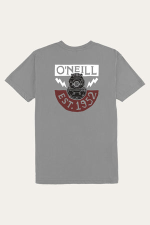 O'Neill Deep Sea Pocket Tee - Cement SURF WORLD