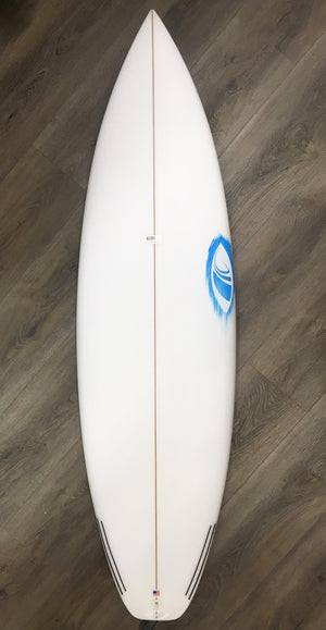 "Sharp Eye Disco Surfboard - 5'11"" x 19.5 x 2.6 x 31.5 L Futures SURF WORLD"