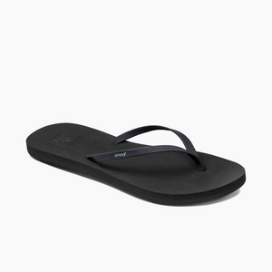 Reef Bliss Nights Womens Sandal - Black SURF WORLD