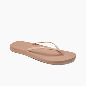 Reef Cushion Bounce Slim Women's Sandals  -  Nude SURF WORLD