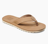 Reef Voyage Le Leather Sandals - Khaki