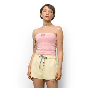 Vans Sun Waves Coral Womens Tube Top - Coral Almond