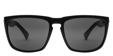 Electric Knoxville XL Gloss Black Sunglasses EE11201620 - SURF WORLD  - 1