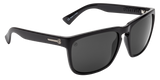 Electric Knoxville XL Gloss Black Sunglasses EE11201620 - SURF WORLD  - 2