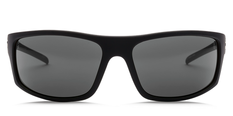 Electric Tech One Matte Black M1 Grey Polarized Sunglasses EE11601042