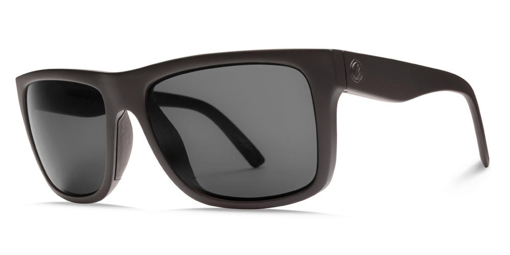 71e35b389f1 Electric Swingarm S Series Matte Black Polarized Sunglasses EE15201042 -  SURF WORLD Fort Lauderdale Florida