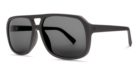 Electric Dude Matte Black OHM Polarized Grey Sunglasses - SURF WORLD Fort Lauderdale Florida