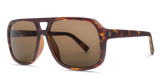 Electric Dude Matte Tort/ OHM Polarized Bronze Sunglasses - SURF WORLD Fort Lauderdale Florida