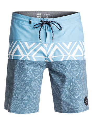 "Quiksilver Panel 19"" Beachshorts - Bonnie Blue - SURF WORLD Florida"