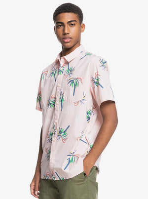 Quiksilver Royal Palms Men's Button Down Shirt