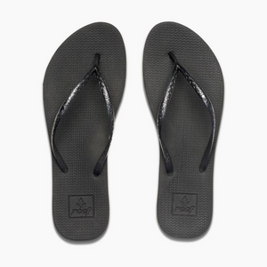 Reef Escape Lux Womens Sandals - Black / Cocoa SURF WORLD