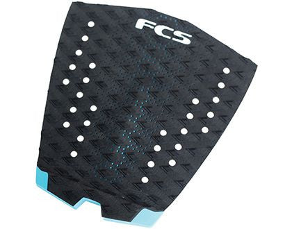 FCS Traction Essential Series T-1 - Black Teal - SURF WORLD Florida