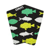 OAM Fishes Pad Green Traction TP15FESGRE SURF WORLD