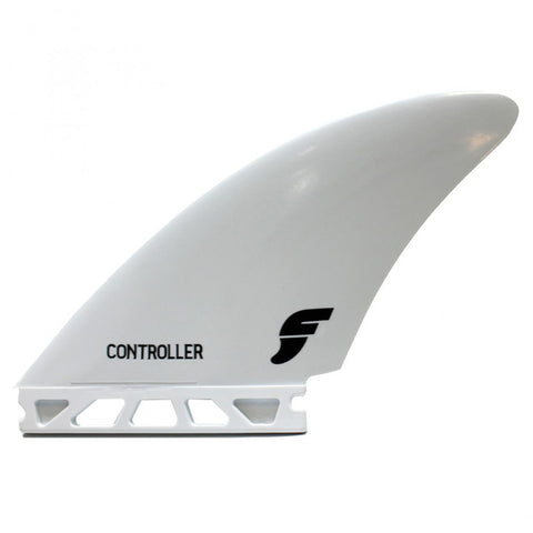 Futures Fins Controller White Quad Fins 120030440 - SURF WORLD Fort Lauderdale Florida